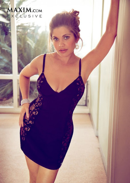 Danielle Fishel Maxim