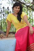 Aparna Glam pics in yellow top-thumbnail-1