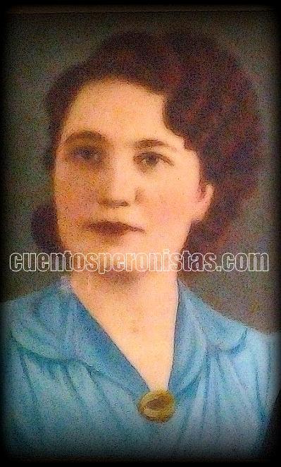 María Roldán, la mujer laborista
