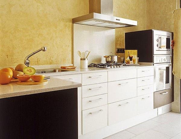 Observa y decora estuco puro lujo - Cocinas con estuco ...