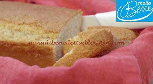 Pane al cocco ricetta Parodi per Molto Bene