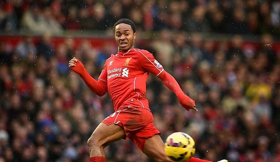 Arsenal eyeing Liverpool star Raheem Sterling