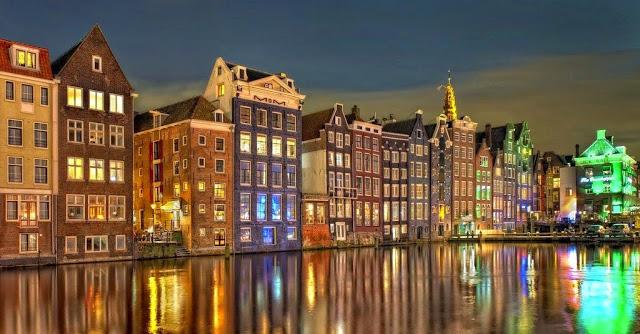 listado de ciudades de europa: