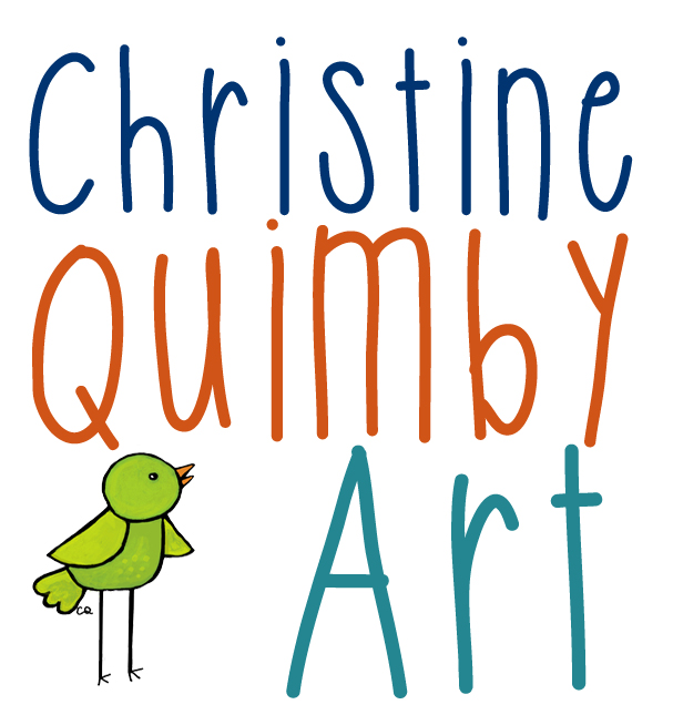 A Day for  ChristineQuimbyArt