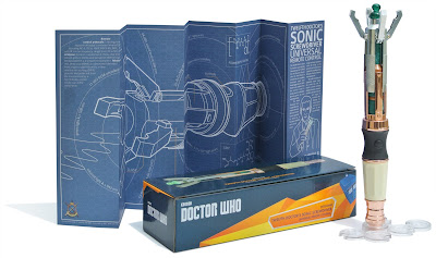 The Twelfth Doctor's Sonic Screwdriver Remote Control