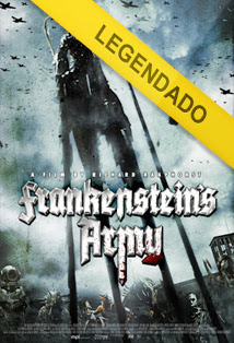 Frankenstein's Army – Legendado