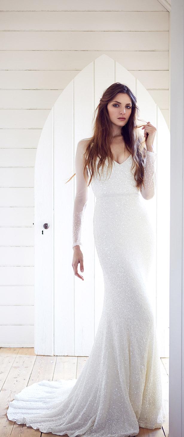Bellos vestidos de novias | Colección Karen Willis Holmes