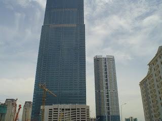 Vietnam skyscraper - Keangnam Hanoi Landmark Tower