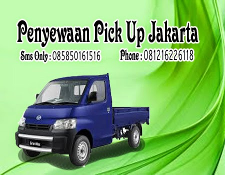 Penyewaan Pick Up Surabaya ke Jakarta