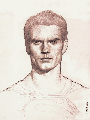 man of steel by rafater