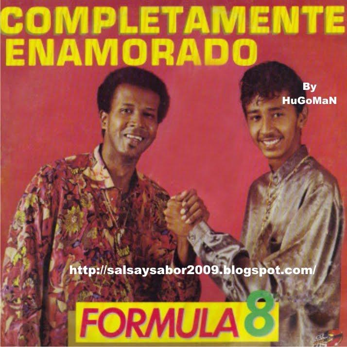 HuGo* 100% Salsa Romantik Y M�s: Formula 8 - Completamente Enamorado