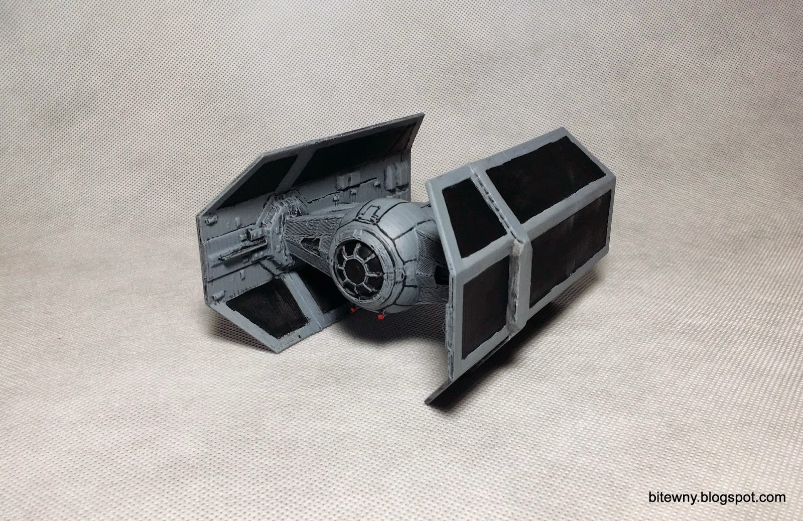 Star Wars Darth Vaders Tie Advanced X1