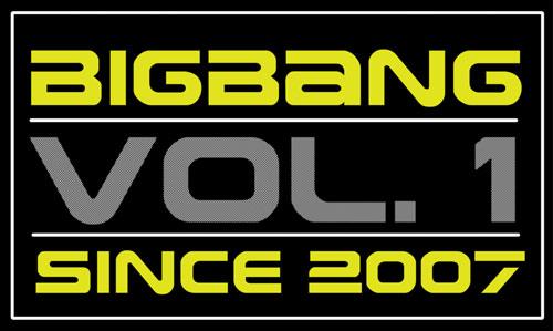 BIGBANG Logo Font