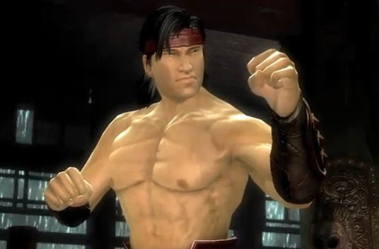 mortal kombat 9 smoke alternate costume. mortal kombat 9 smoke