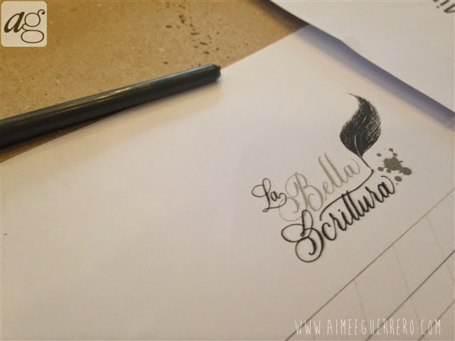 Basic Calligraphy Workshop | by La Bella Scrittura X TypeKita