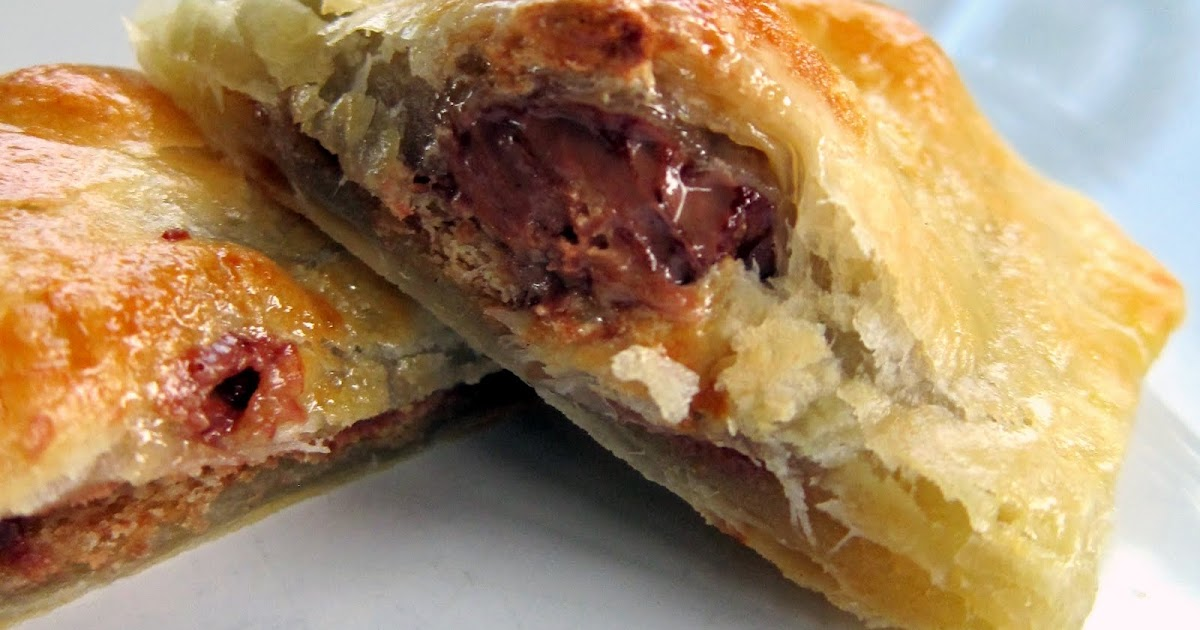 Reese's S'mores Turnovers | Plain Chicken
