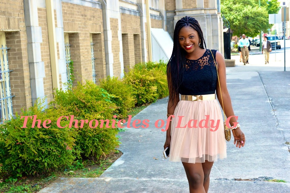 The Chronicles of Lady G