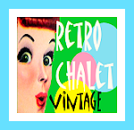 Retro Chalet Best Vintage Shop on Etsy