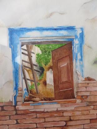 Portas e janelas de Alcáçovas