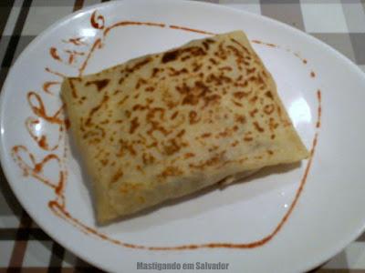 Bendito Cozinha Criativa: Crepe Bernardo