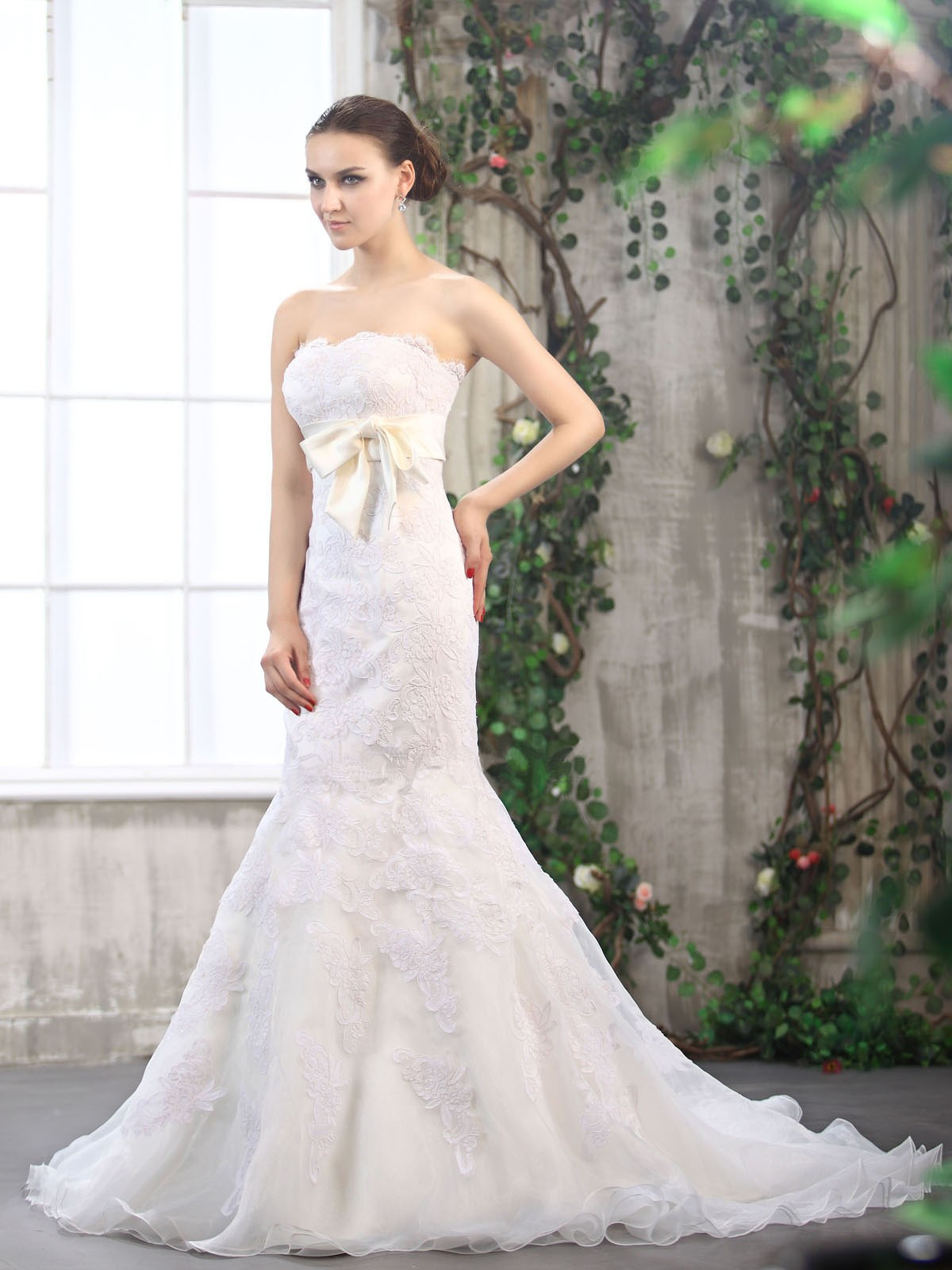 Wedding Dresses 1 Try On As Many Styles You Want It Would Be A Lot Better If Could Determine The Style And Cut That Is Perfect For