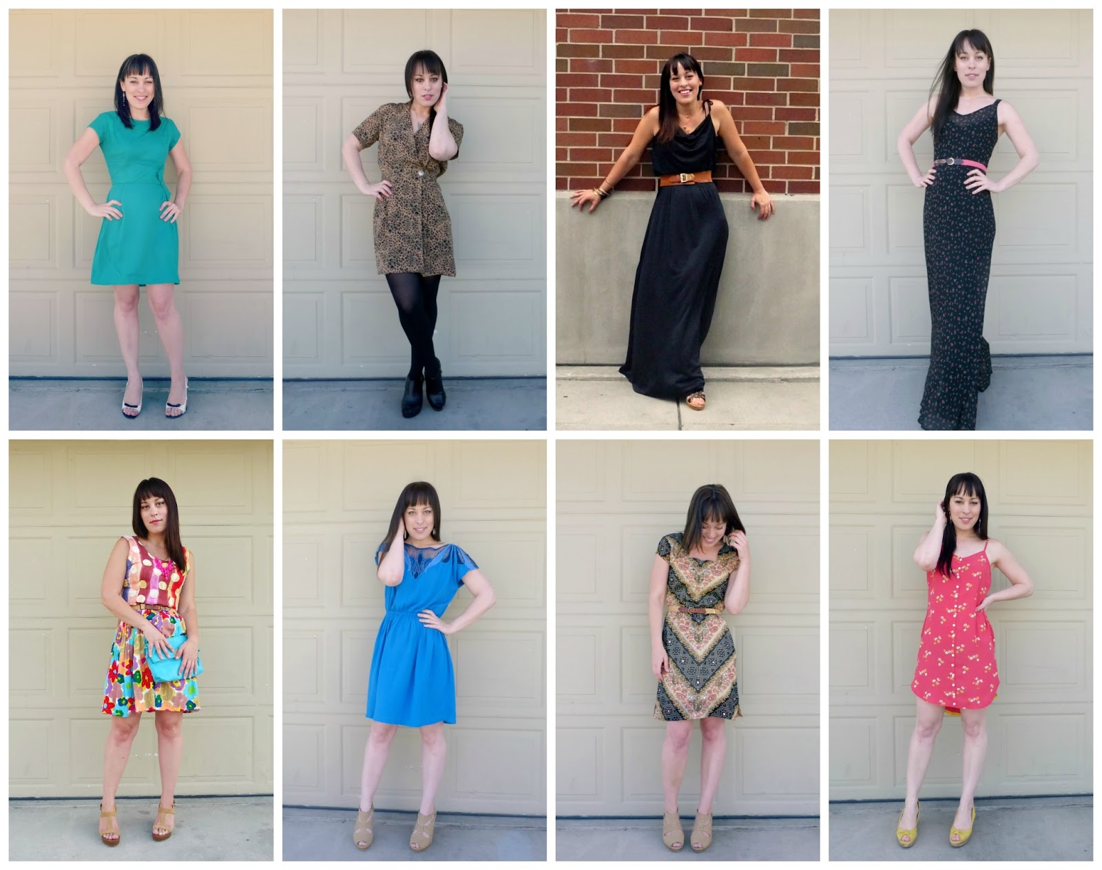 ten tips on buying and wearing vintage clothes