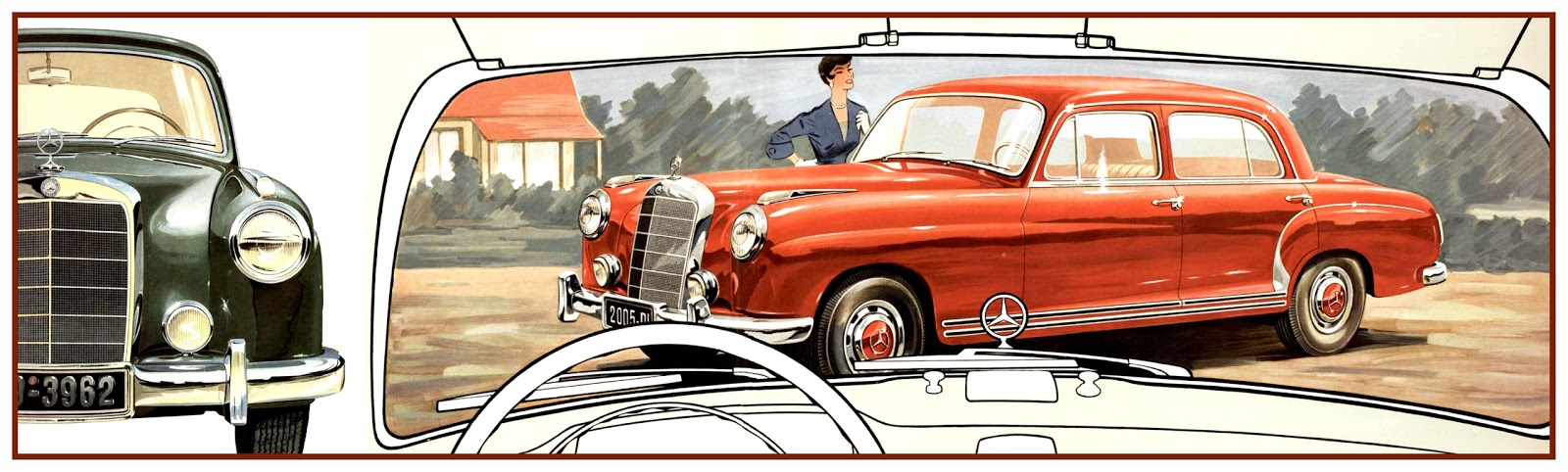Stormwheels 1955 germany mercedes benz type 220 for Mercedes benz germany careers