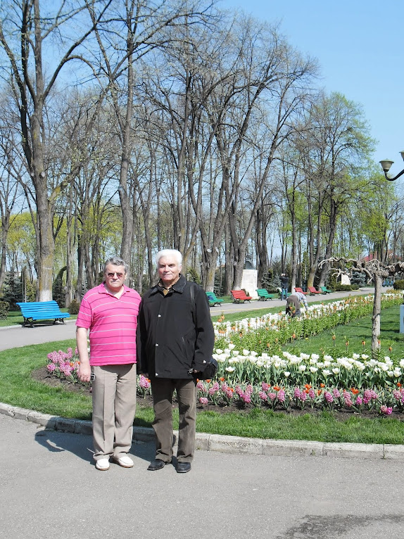 VIZITA DE LUCRU a Directorului ONCE  Col. dr. Marian Chiriac POPESCU in Vaslui ,cu  presed.Filialei