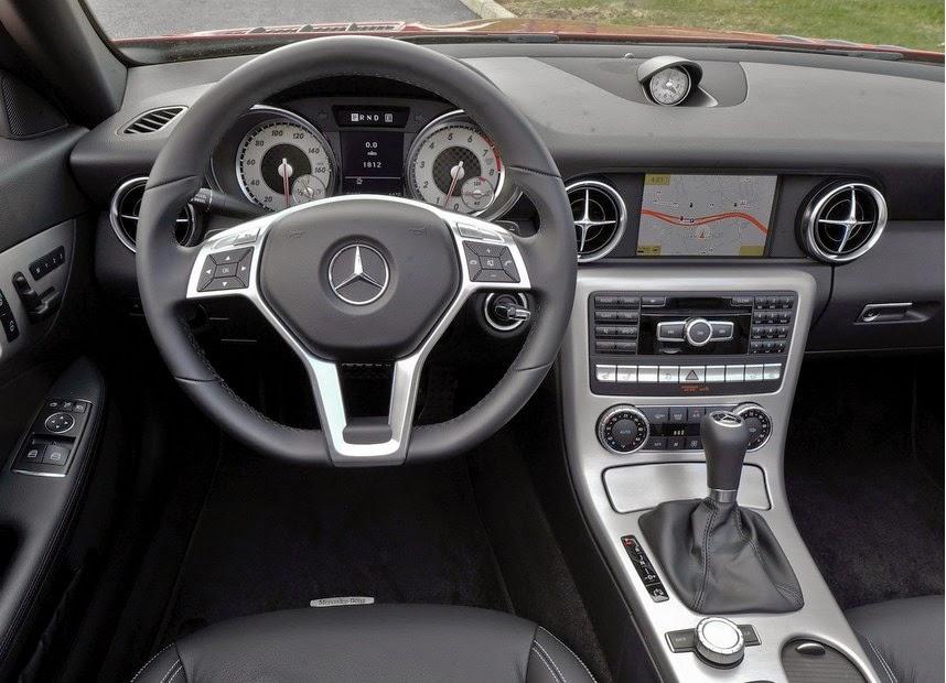 Mercedes Benz Luxury Slk 350 Hd Wallpapers