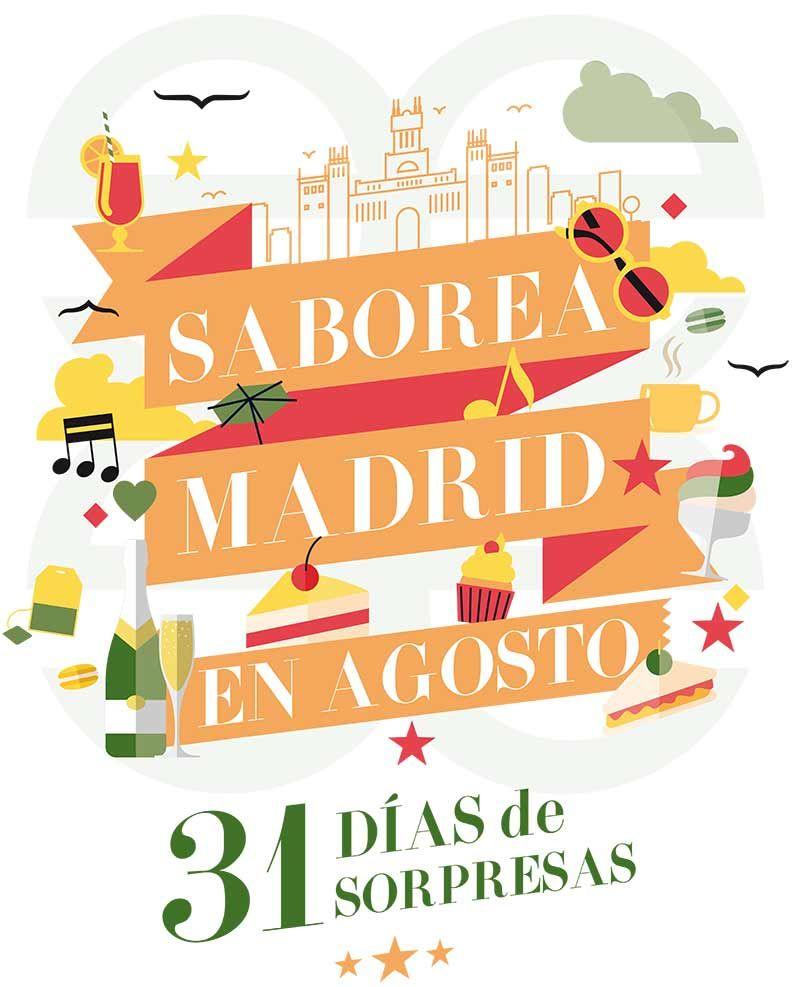 Madrid y agosto
