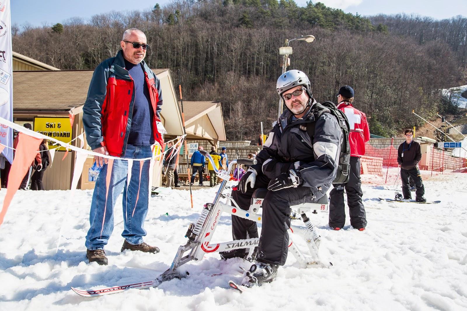 Ober Gatlinburg, Spring Fling, snowboarding, skiing, Tennessee, snowbike, snowbikes