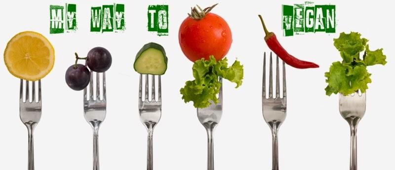 Mein Weg zum veganen Leben