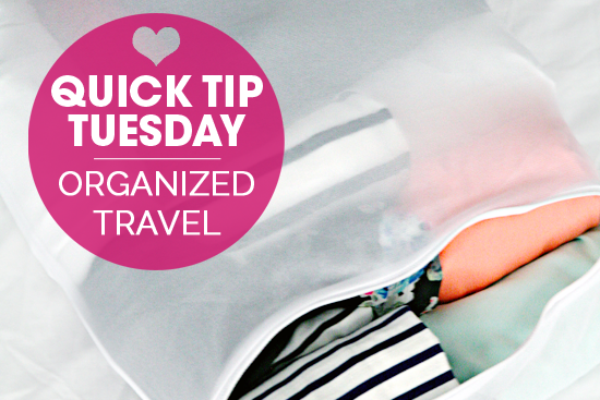 High-Heeled Love: Weekly Round-Up - Organized Travel from IHeart Organizing