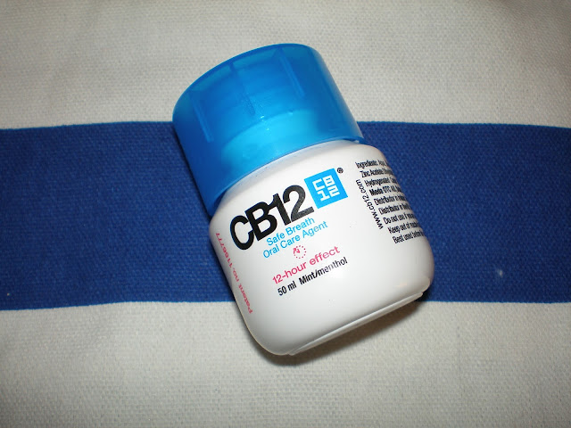 CB12 Safe Breath Oral Care Agent