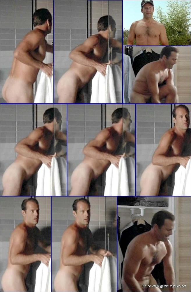 Bruce willis sex video