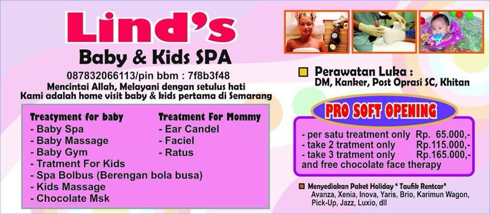 Linda's Baby & Kids Spa