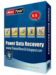 MiniTool Power Data Recovery 6.6 with serial