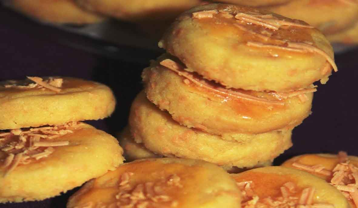 Resep Cheese Coin