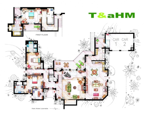 03-Two-&-A-Half-Men-Charlie-Harper-Beach-House-Floor-Plan-Inaki-Aliste-Lizarralde