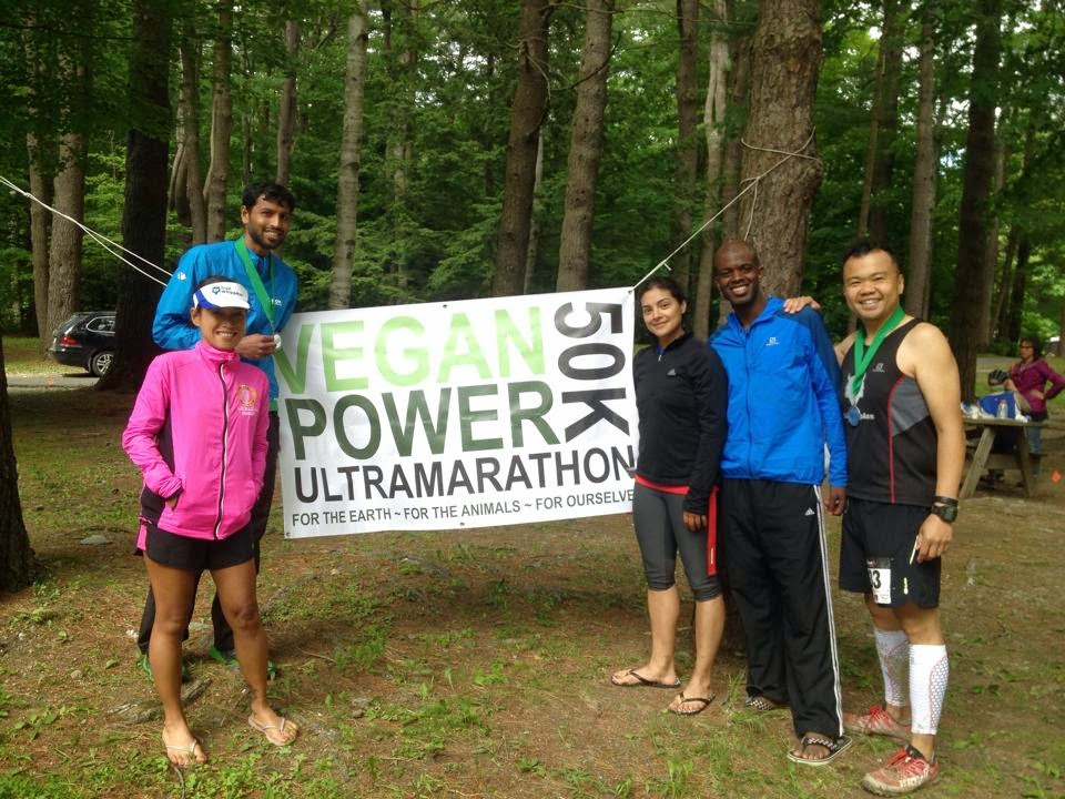 Vegan Power Ultramarathon, Trail Whippass