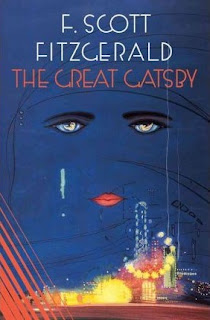 The Great Gatsby F. Scott Fitzgerald cover