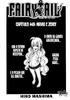 Fairy Tail 449 Mangá Português leitura online