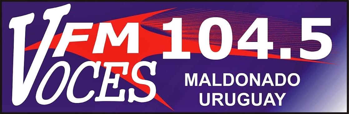 FM VOCES 104.5