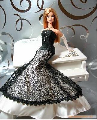 А эти модели из альбома barbie girl 2