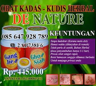 Obat Kadas - Kudis Herbal