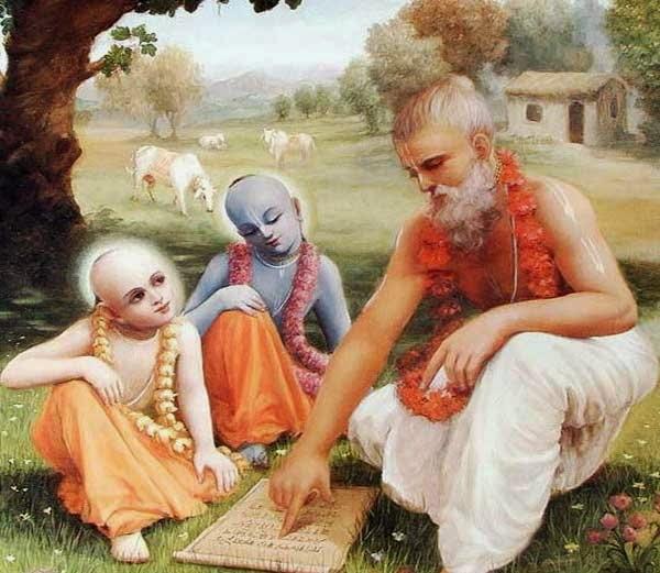 7. गुरु सांदीपनि (Guru Sandipani)