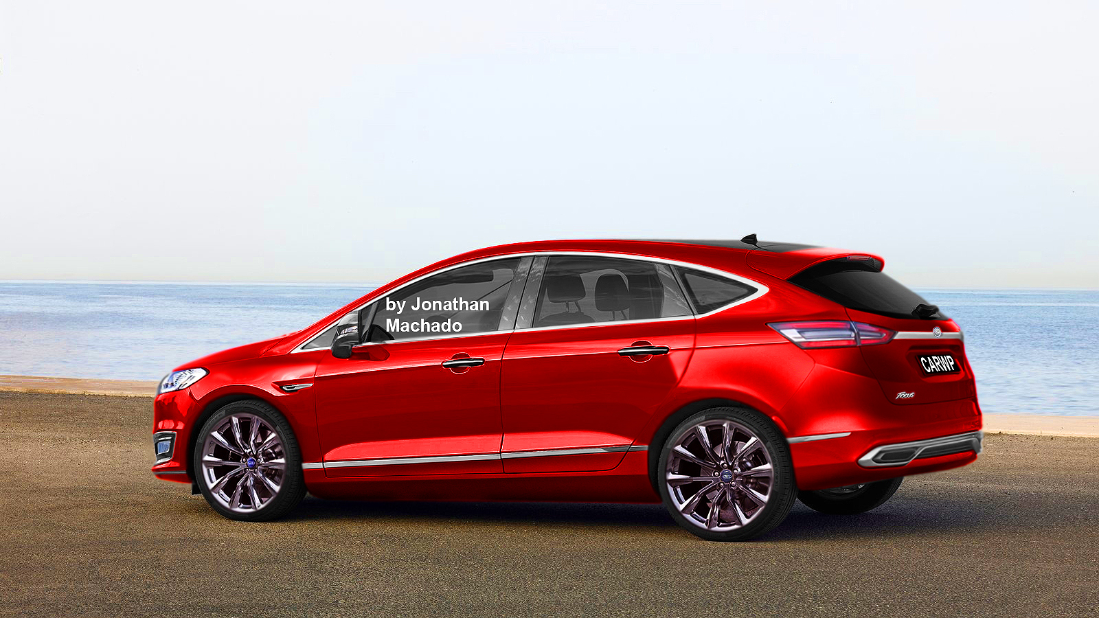 Ford | Новые автомобили 2017-2018, авто новинки на PovozCar.ru