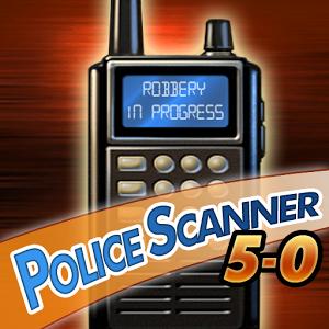 Police Scanner, una curiosa aplicación