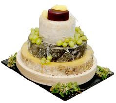Cheese Wedding Cakes Pictures