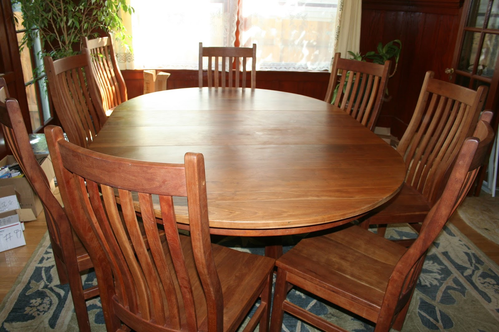 Laurelhurst Craftsman Bungalow New To Us Dining Room Set